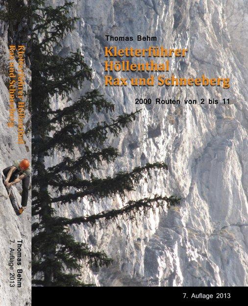 Kletterführer Höllenthal Rax und Schneeberg