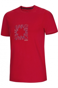 Ocun Dash Tee Men Apple Red