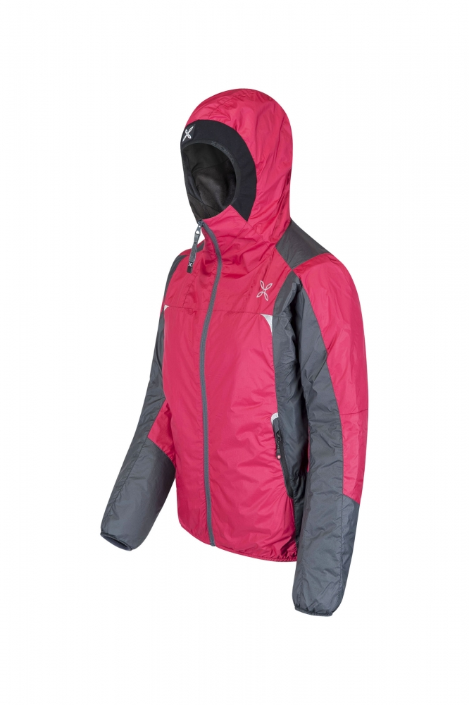 Montura Skisky Women Jacket sugar pink/gunmetal grey