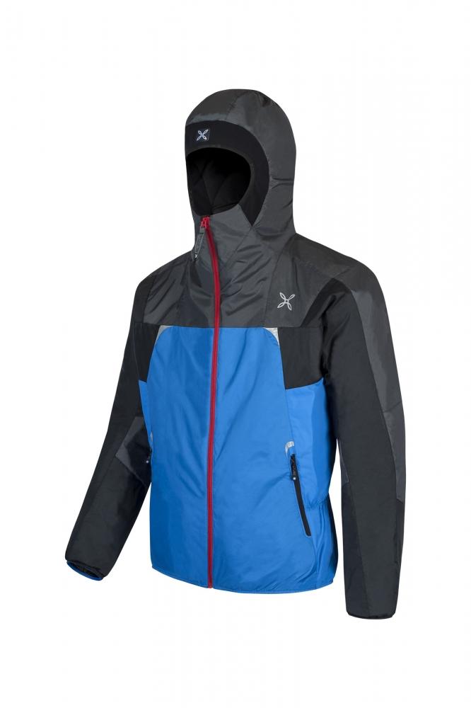Montura Skisky Jacket sky blue/red