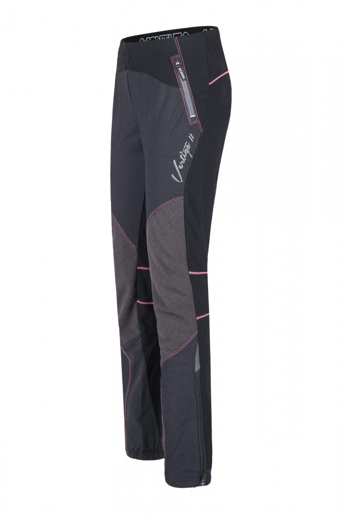 Montura Vertigo Women Pants black/sugar pink