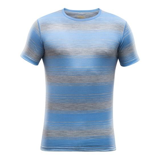 Devold Breeze Man T-Shirt allure stripe XL