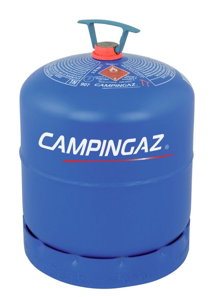 Campingaz kartuše plynová lahev typ 907