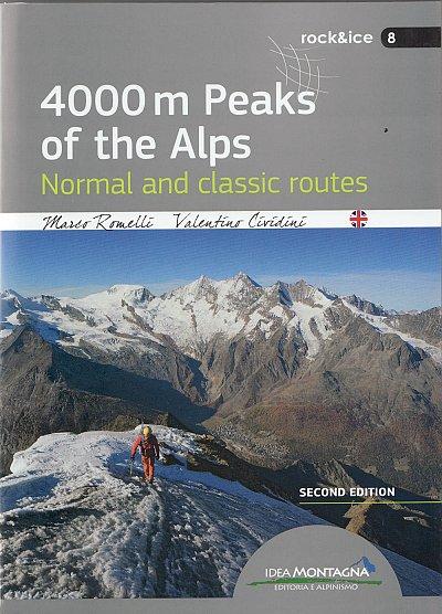 4000m Peaks of the Alps 2. vydání