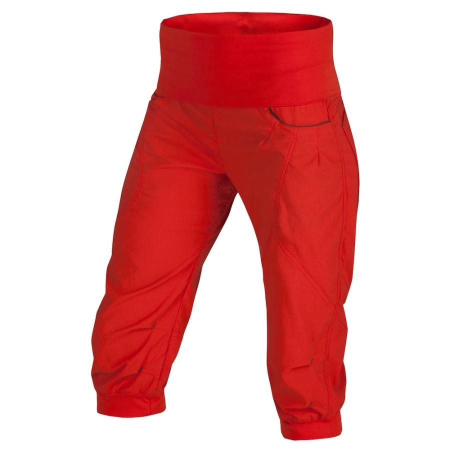 Ocun Noya Shorts Women lava red | XS