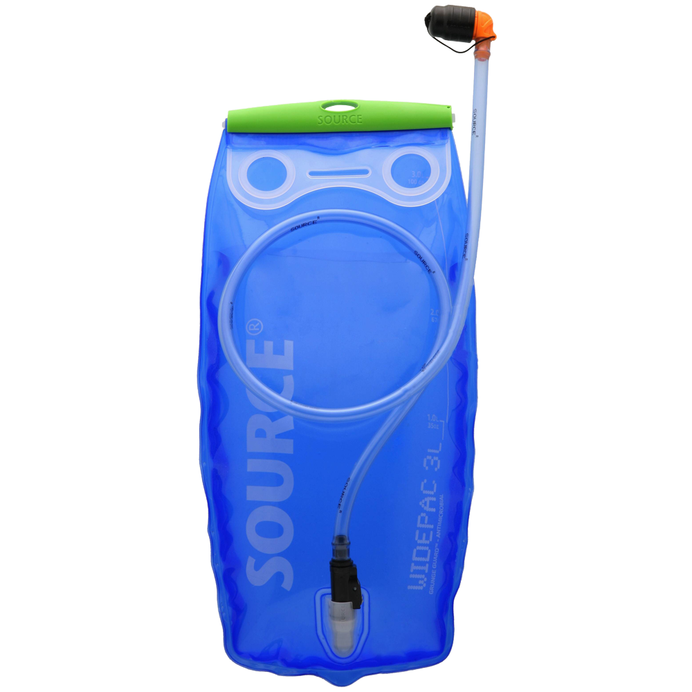 Source Widepac hydration system
