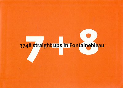 7+8  Fontainebleau