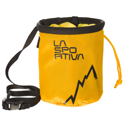 La Sportiva Laspo Kid Chalk Bag | Yellow