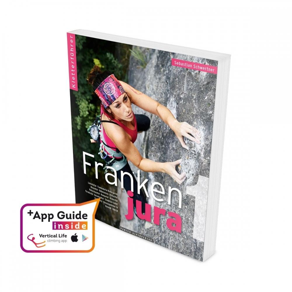 Německo - Frankenjura Band 1 2020