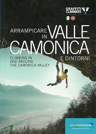 Climbing in the Camonica Valley