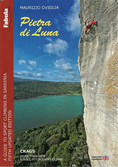 Sardinia, Pietra Di Luna - Single Pitch Sport Climbs