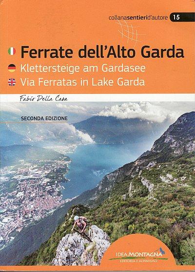 Via Ferratas in Lake Garda 2. vydání