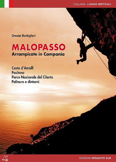 Itálie - Malopasso - lezení na pobřeží Amalfi u Neapole a na Capri | italian