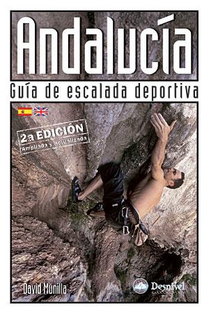 Andalucía Guía de escalada deportiva - Španělsko