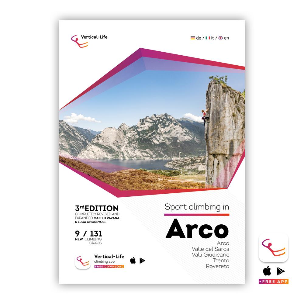 Sport climbing in Arco 2019