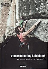 Athens Climbing Guidebook - Řecko