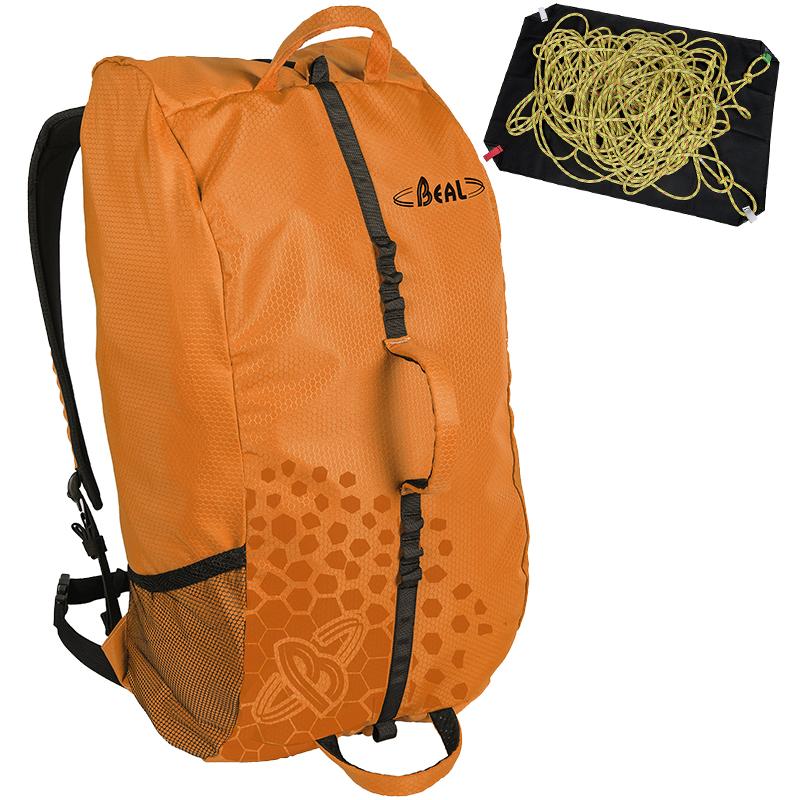 Beal Combi Cliff 45l oranžová