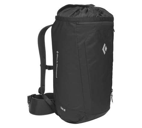 Black Diamond Crag 40 black ML