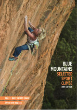 Blue mountains selected sport climbs: Australia