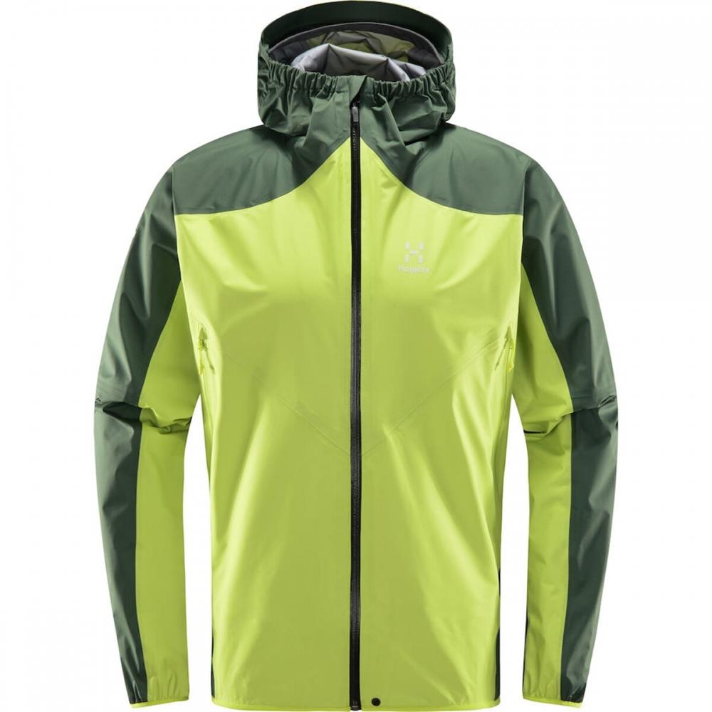 Haglöfs L.I.M Comp Jacket Men Sproute Green