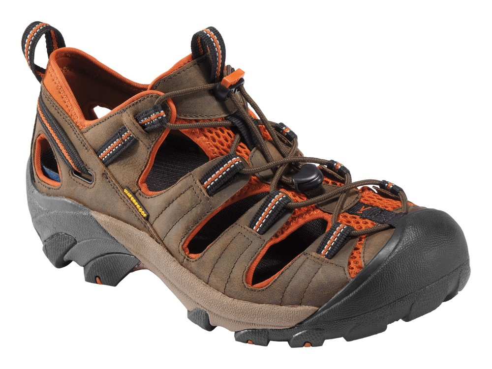 Keen ARROYO II M black olive/bombay brown