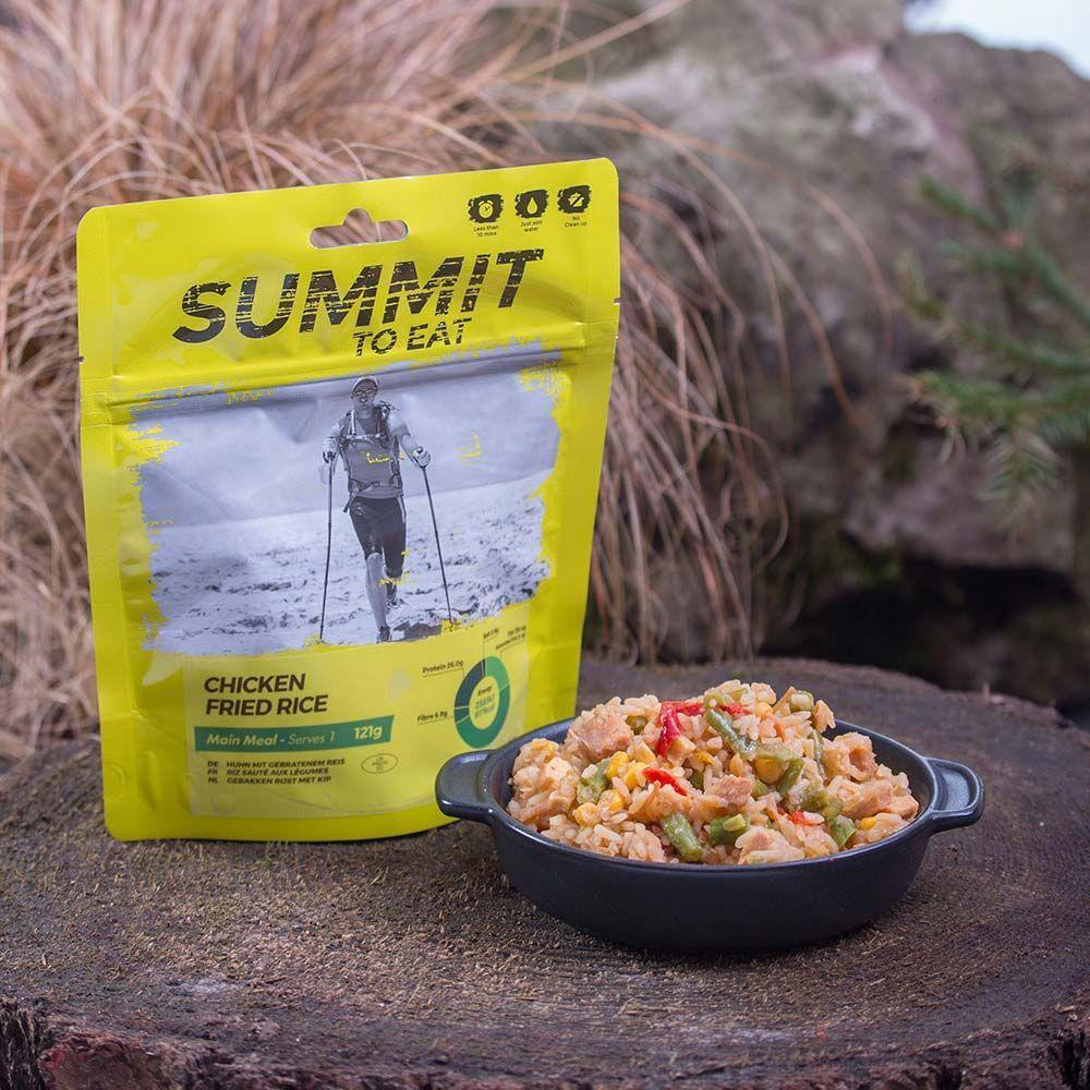 Summit To Eat Rýže s kuřecím masem   121 g