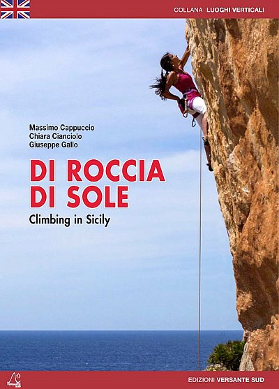 Roccia di Sole - Climbing in Sicily  anglická verze