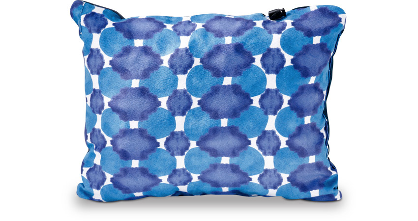 Thermarest Compressible Pillow  Indigo
