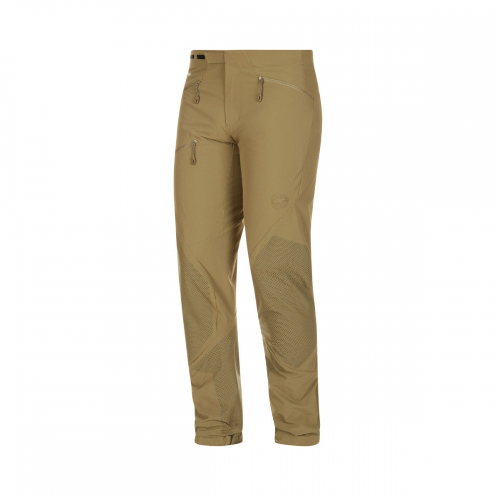 Mammut Courmayeur SO Pants Men olive