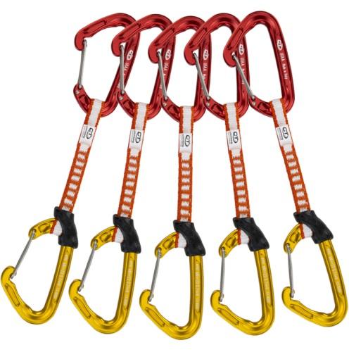 Climbing Technology FLY WEIGHT EVO SET Pack DY 12 cm 5 ks