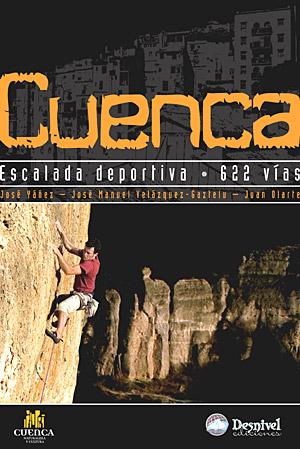 Cuenca Escalada deportiva - Španělsko