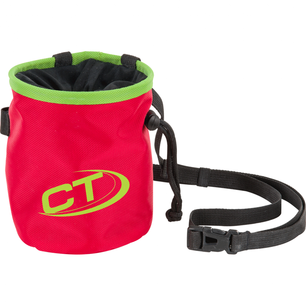 Climbing Technology Cylinder Chalk Bag (4 kusy)