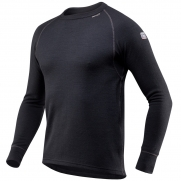 Devold Expedition Man Shirt Black