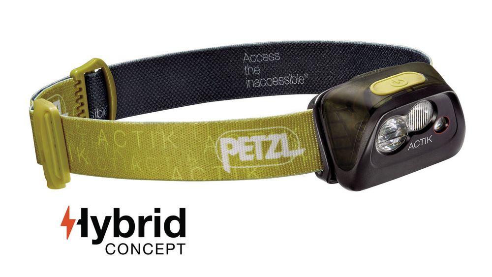 Petzl Actik 2017