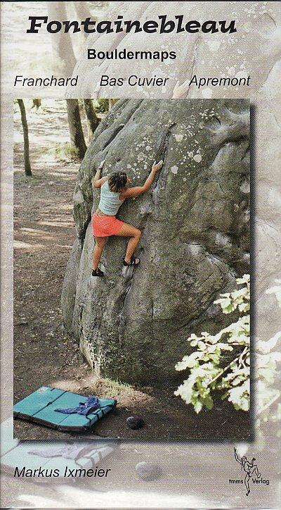 Fontainebleau Boulder Maps