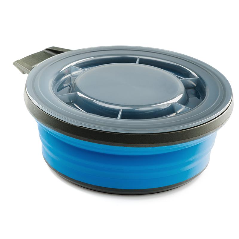 GSI Outdoors Escape Bowl + Lid 650 ml Modrá