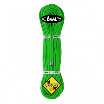 Beal Gully 7,3mm UNICORE Golden Dry zelená