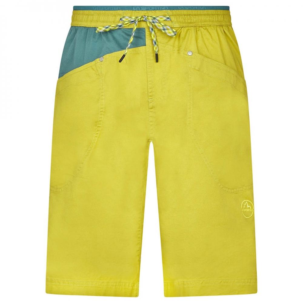La Sportiva Bleauser Short Men Kiwi/Pine