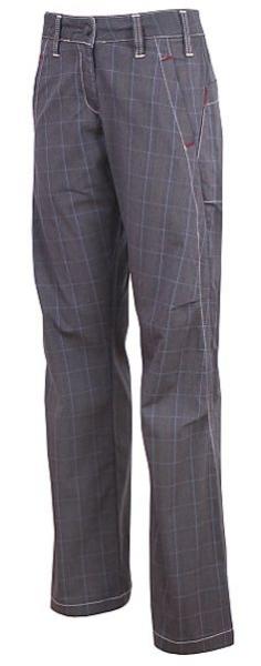 Chillaz Heavy Duty barva GLENCHECK STRIPES - kalhoty dámské 38