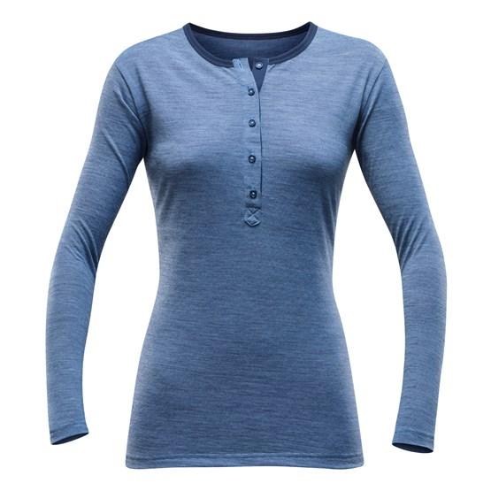Devold Hessa Woman Button Shirt