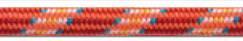 Beal Ice Line 8,1mm UNICORE Golden Dry oranžová
