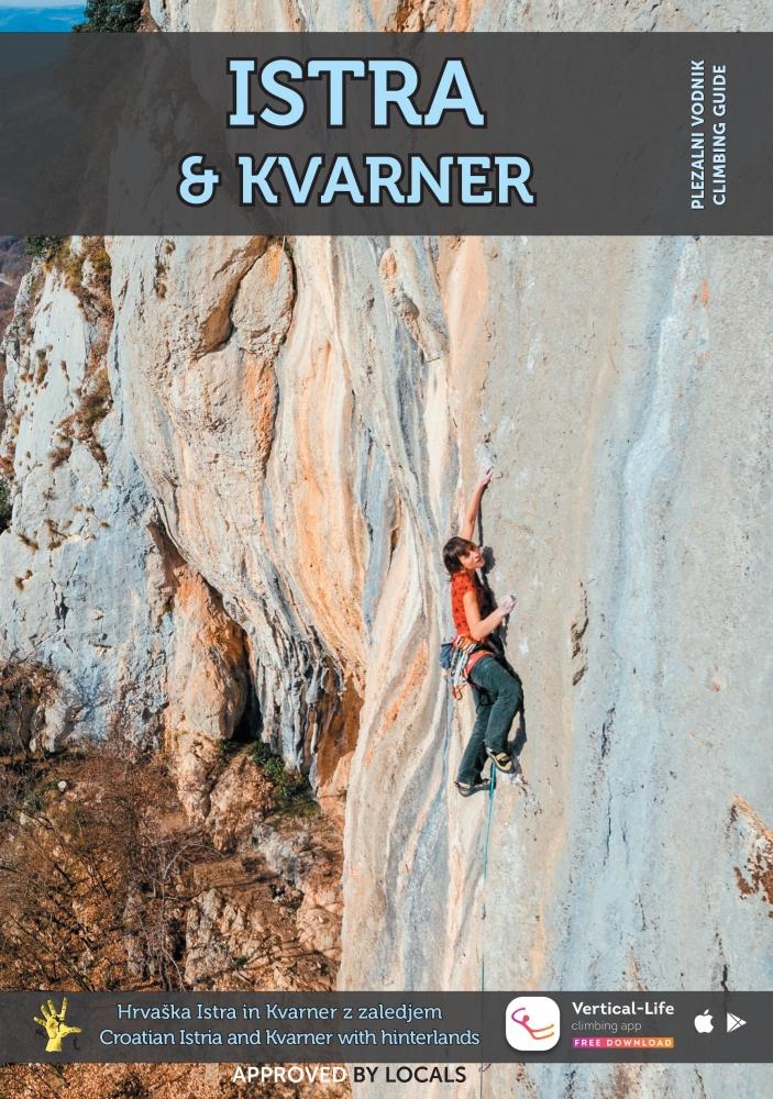 Lezecký průvodce Istrie: Istra & Kvarner