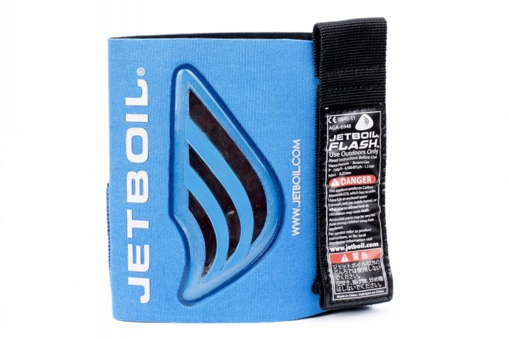Jetboil Flash Cozy Neoprenový Obal Modrý