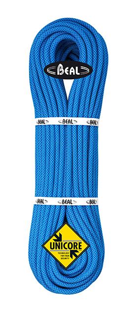 Beal Joker 9,1mm UNICORE GOLDEN DRY modrá