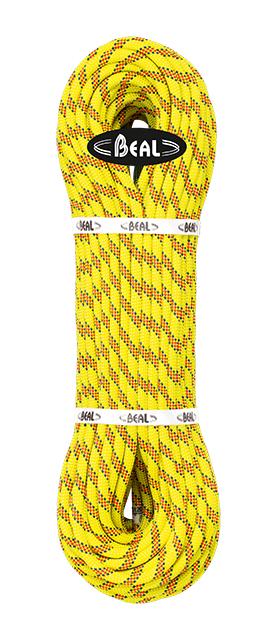 Beal Karma 9,8mm žlutá
