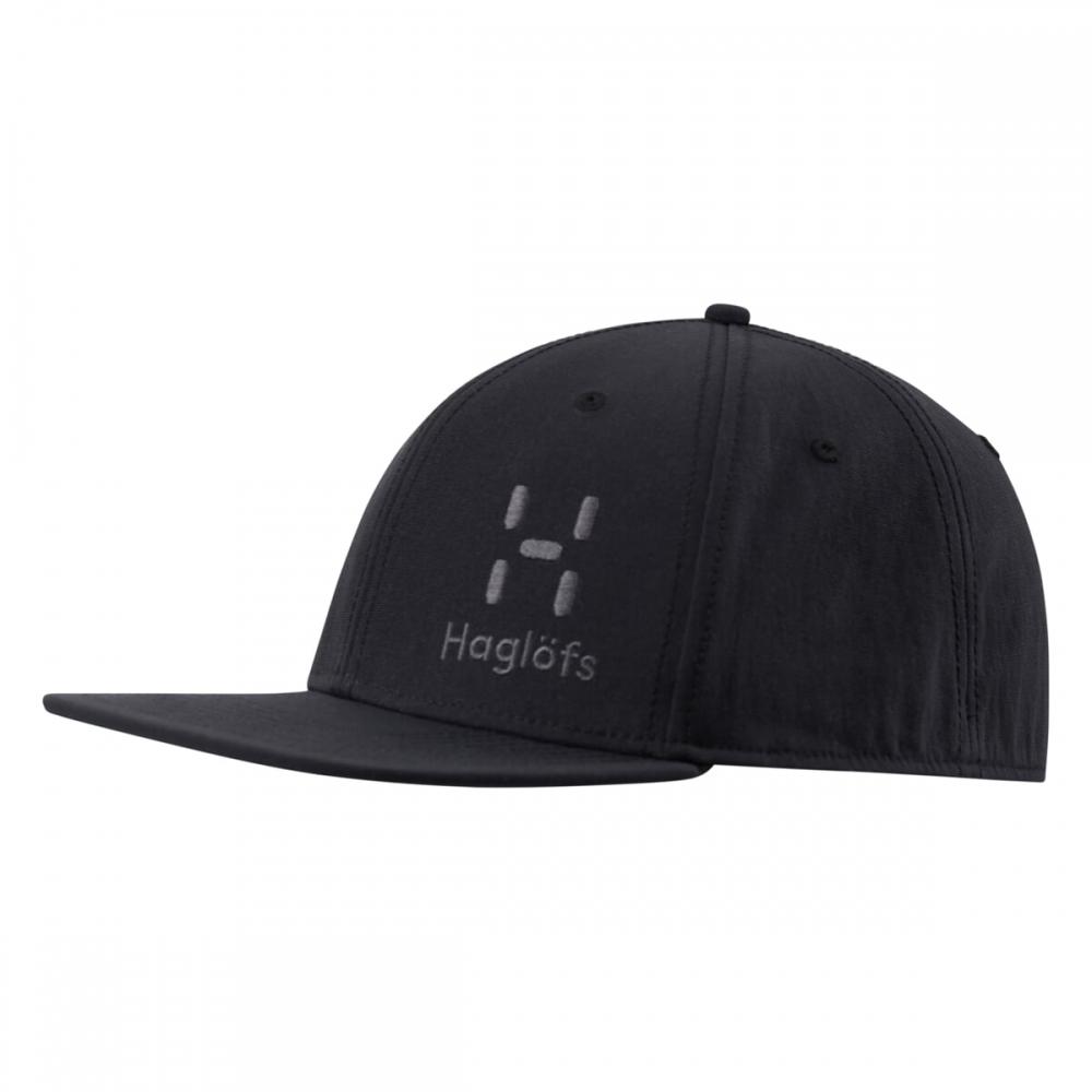 Haglöfs Logo černá/šedá