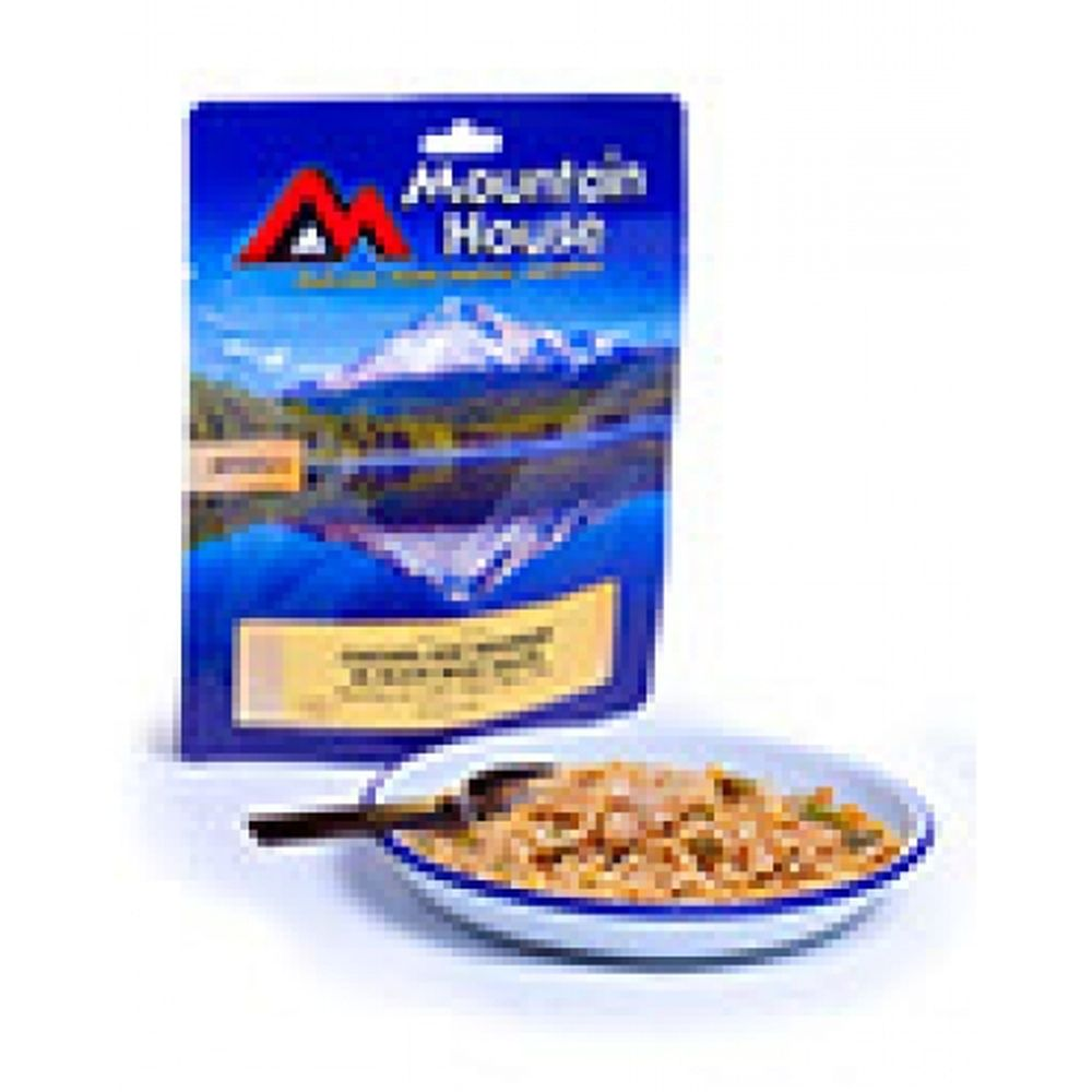Mountain House Kuře s nudlemi v tmavé fazolové omáčce