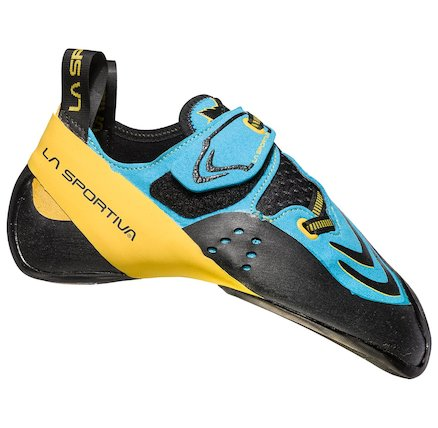 La Sportiva Futura blue/yellow
