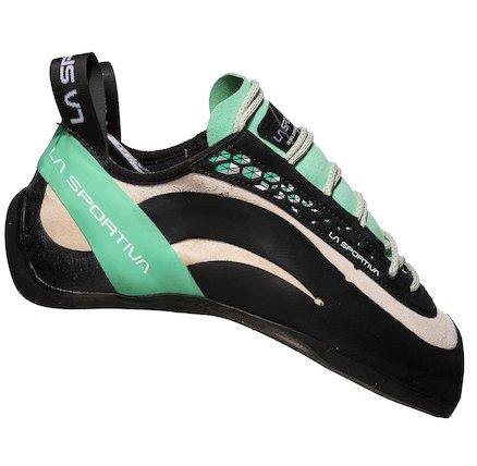 La Sportiva Miura Women white/jade green