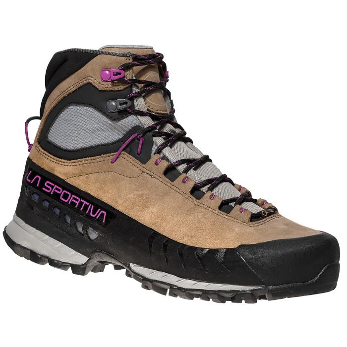 La Sportiva TX5 GTX Women taupe/purple